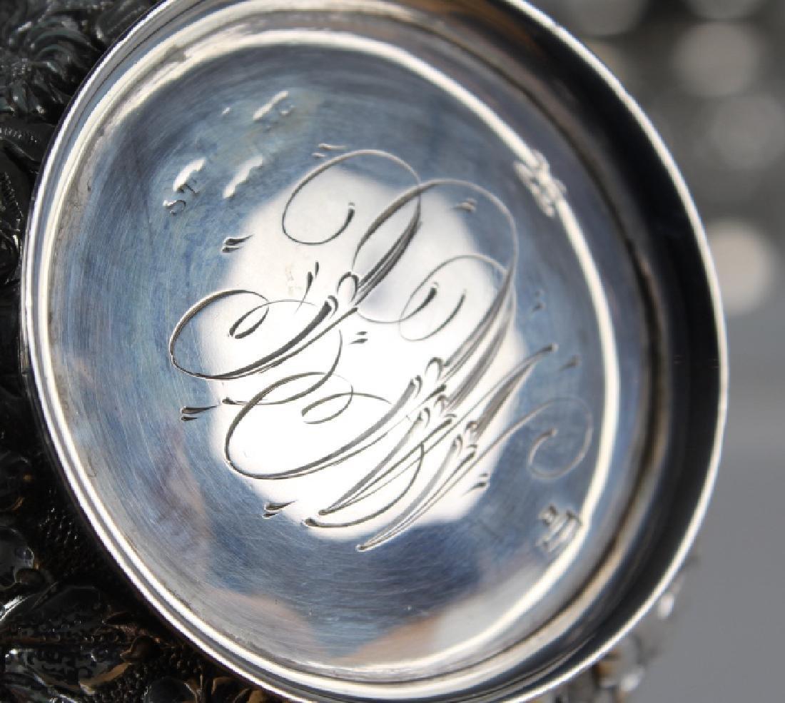 Baltimore Sterling Silver Sugar & Creamer SET 212g - 5