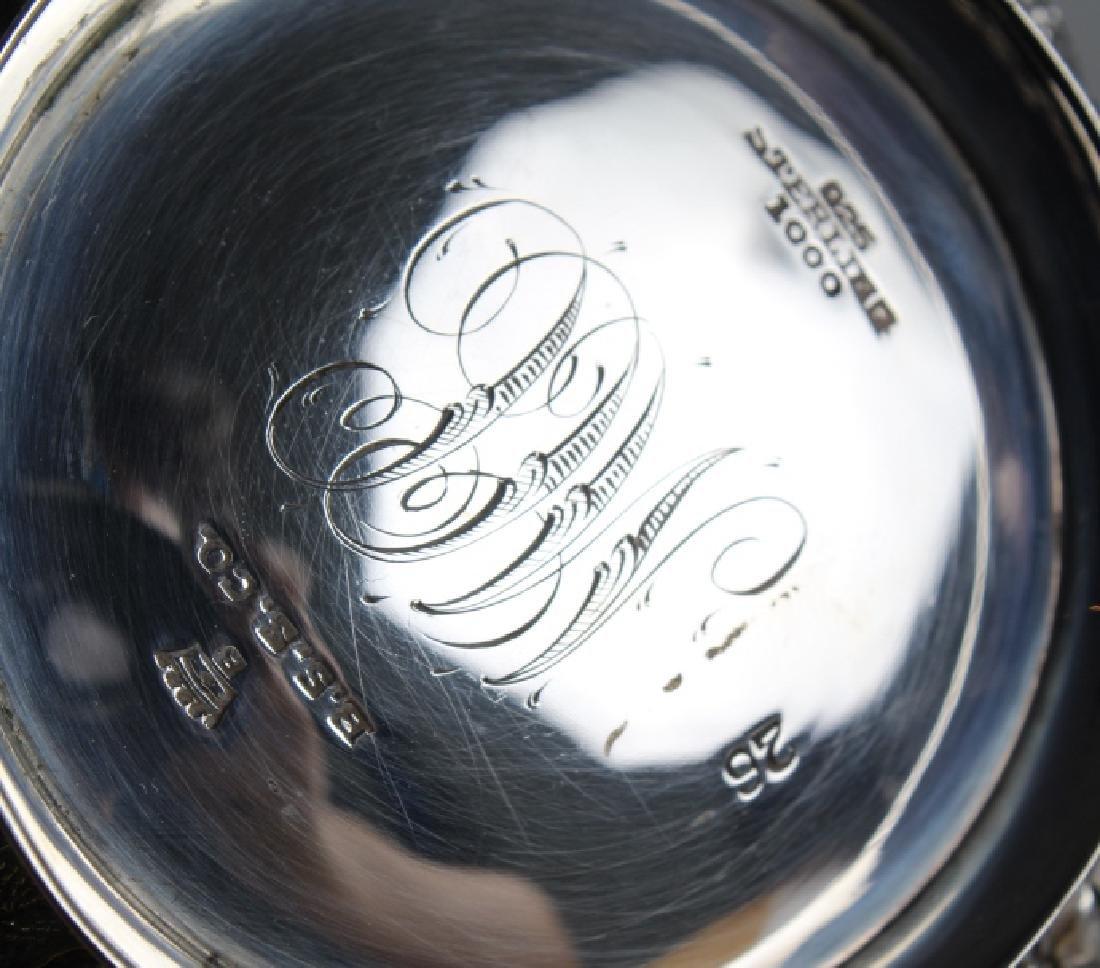 Baltimore Sterling Silver Sugar & Creamer SET 212g - 6