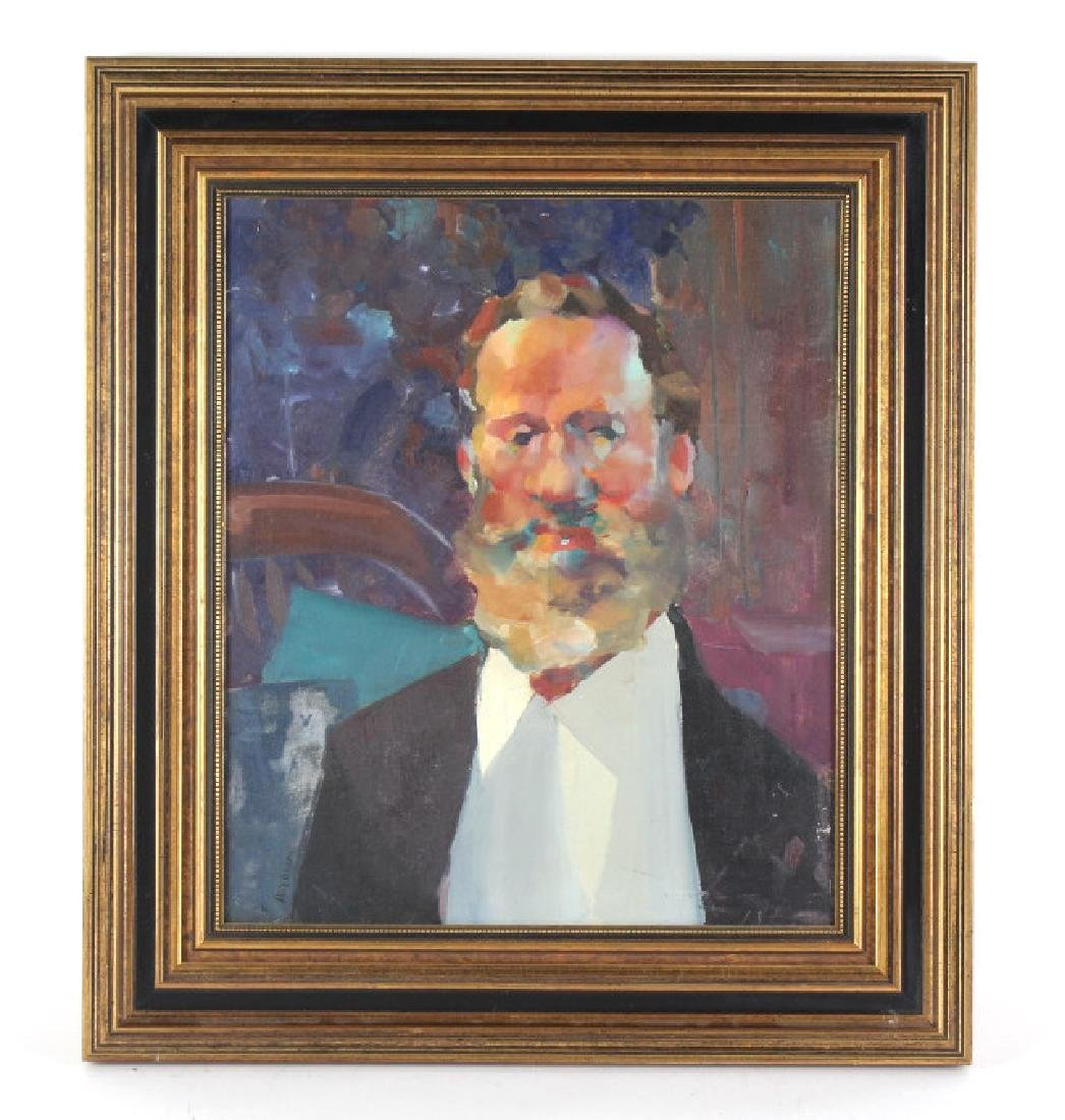 Robert Haydock Portrait of Gentleman Oil Painting