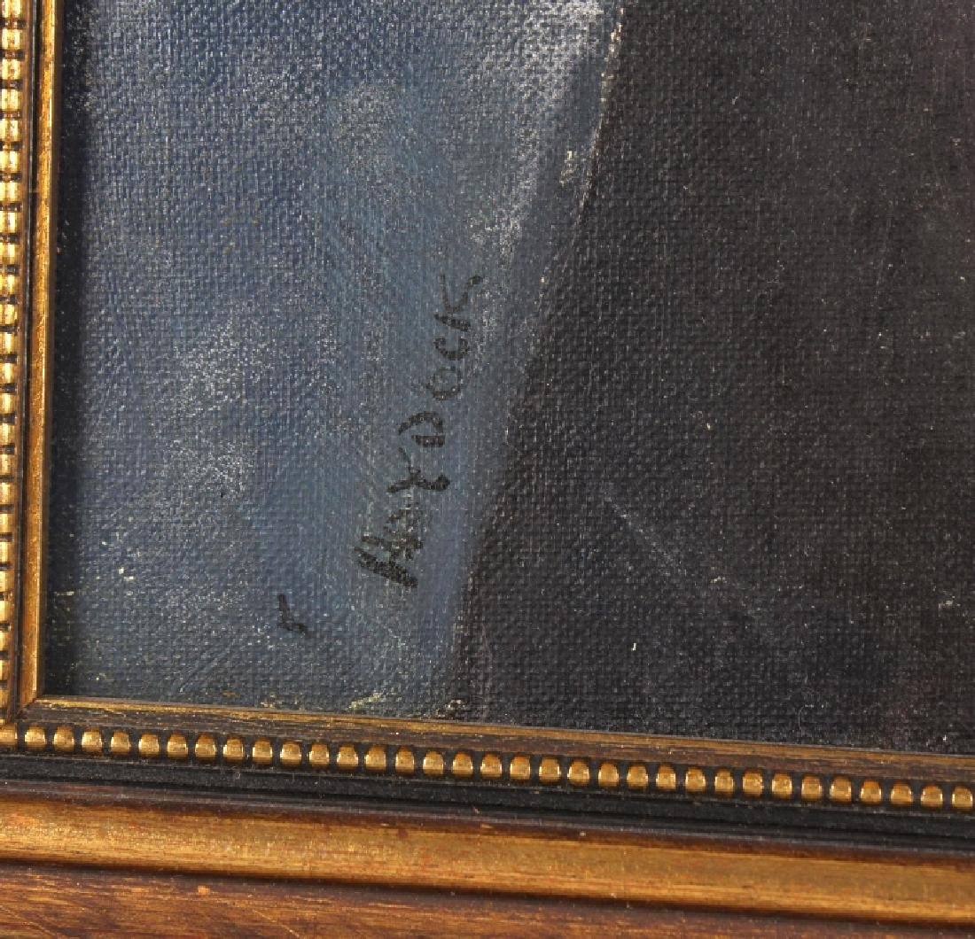 Robert Haydock Portrait of Gentleman Oil Painting - 6