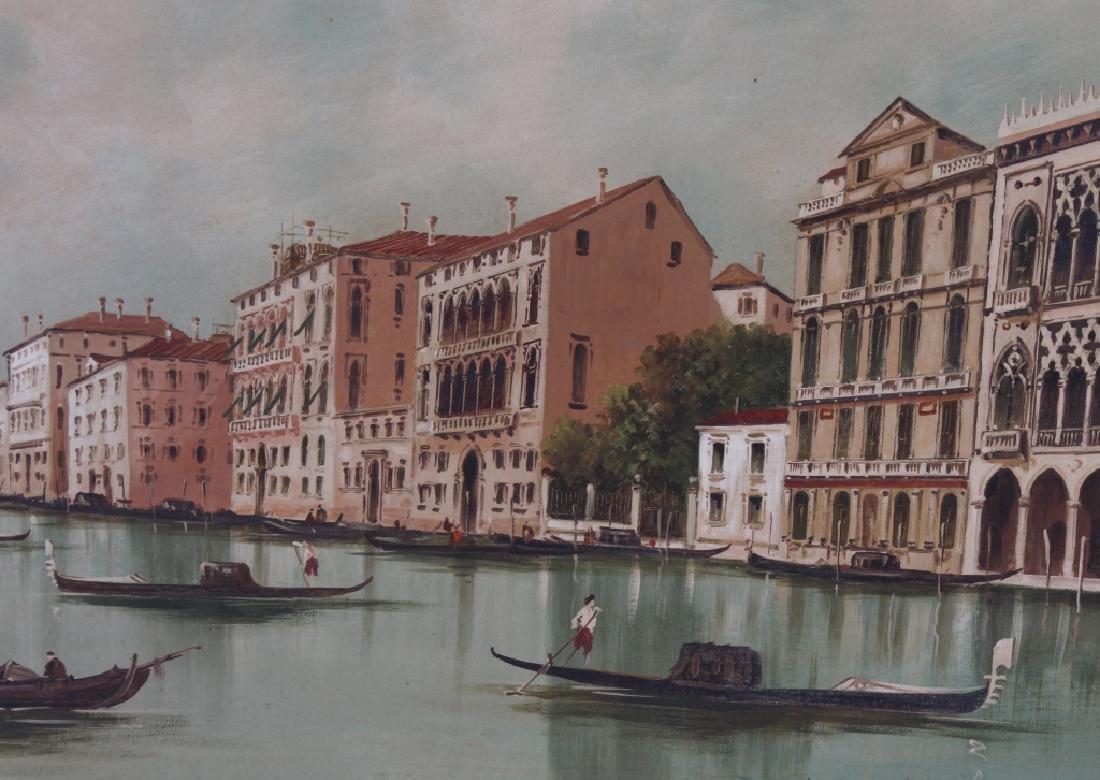 Giancarlo Vitali Italian Venetian Oil Painting - 3