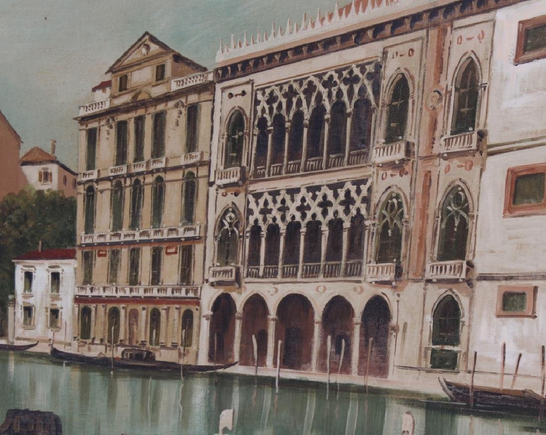 Giancarlo Vitali Italian Venetian Oil Painting - 4