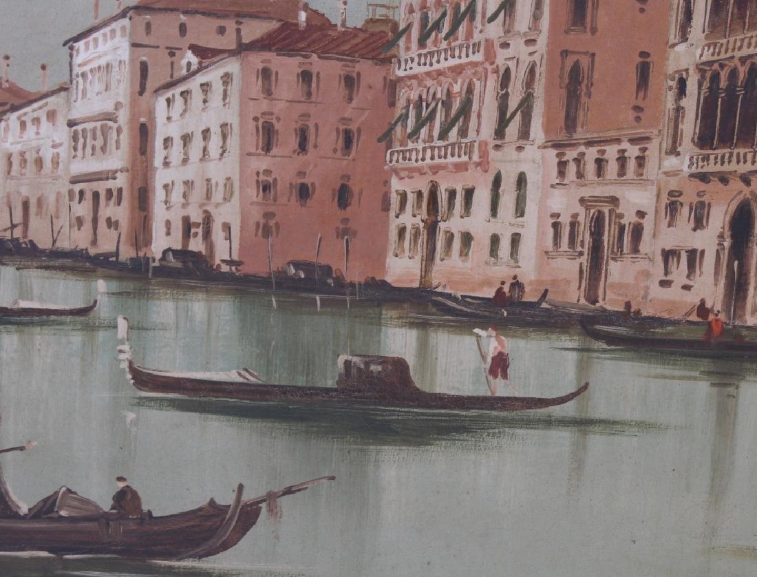 Giancarlo Vitali Italian Venetian Oil Painting - 5