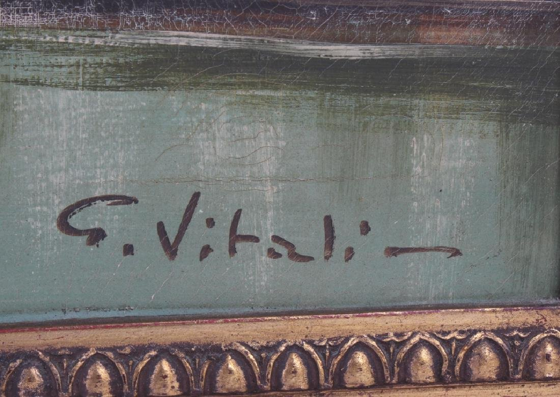 Giancarlo Vitali Italian Venetian Oil Painting - 6