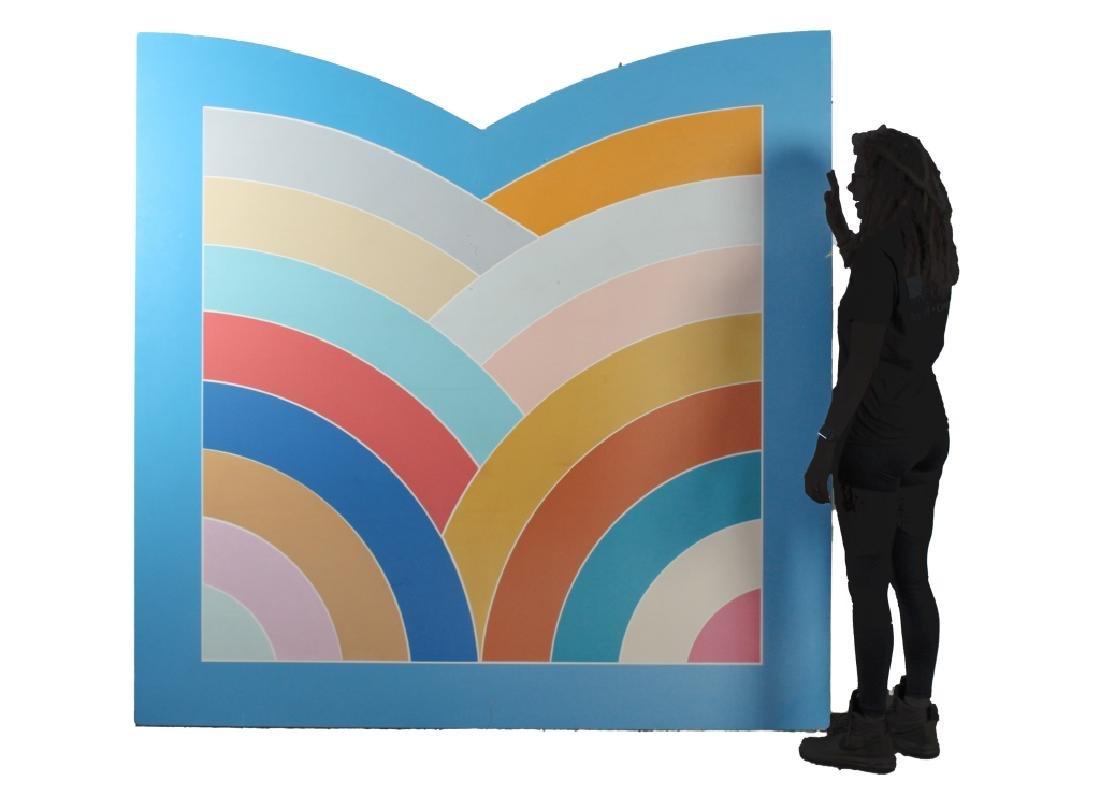 Frank Stella New York Metropolitan Museum M#11 Artwork - 2
