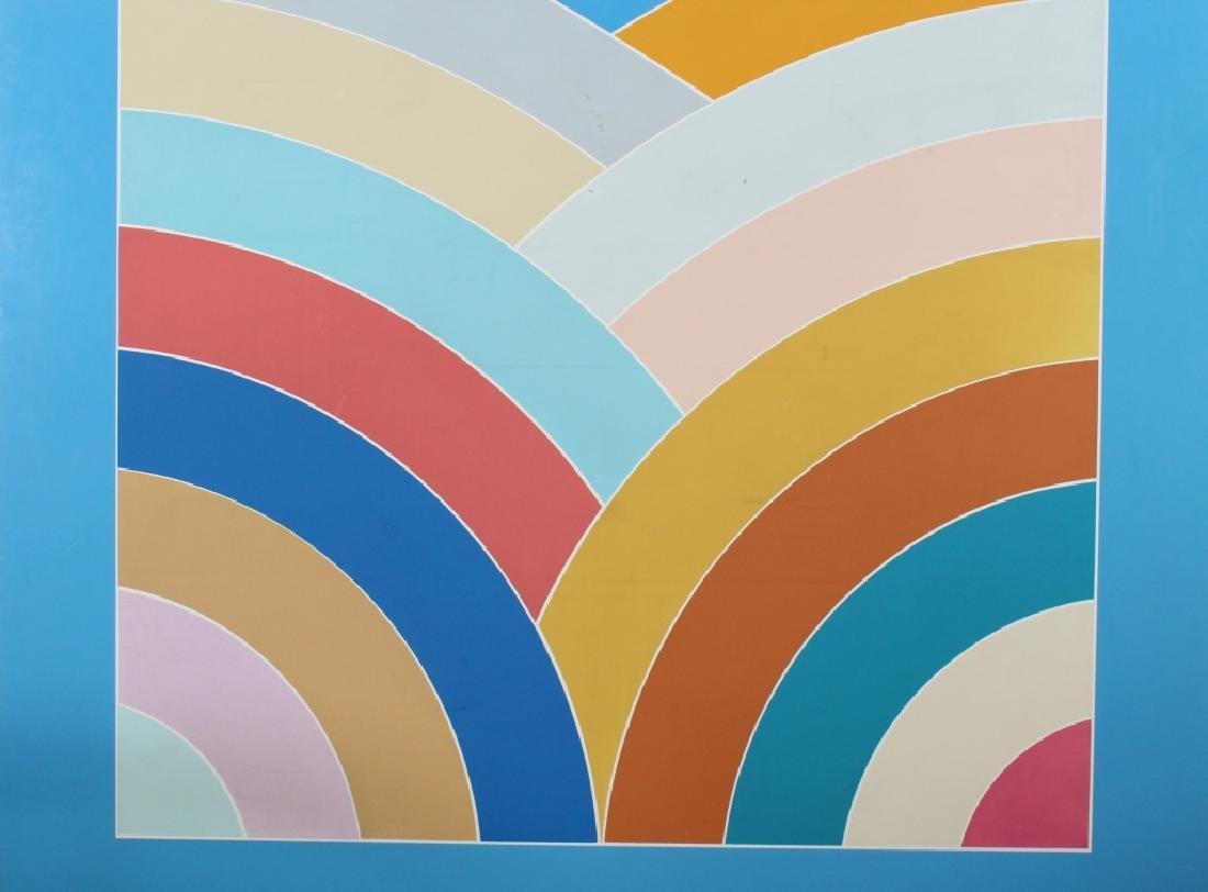 Frank Stella New York Metropolitan Museum M#11 Artwork - 3