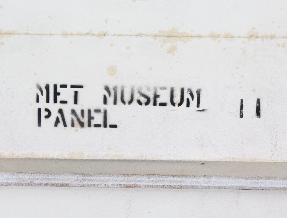 Frank Stella New York Metropolitan Museum M#11 Artwork - 8