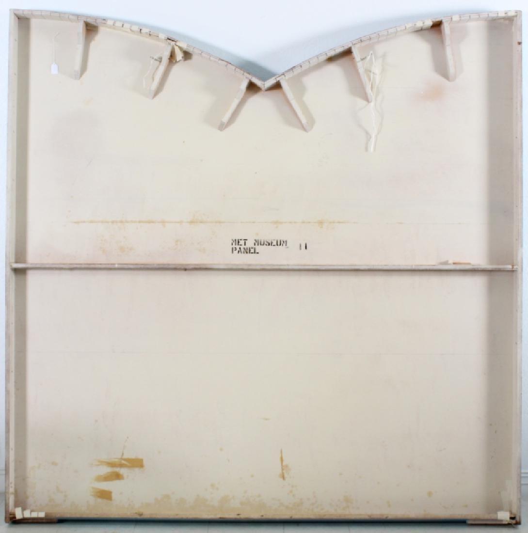 Frank Stella New York Metropolitan Museum M#11 Artwork - 9