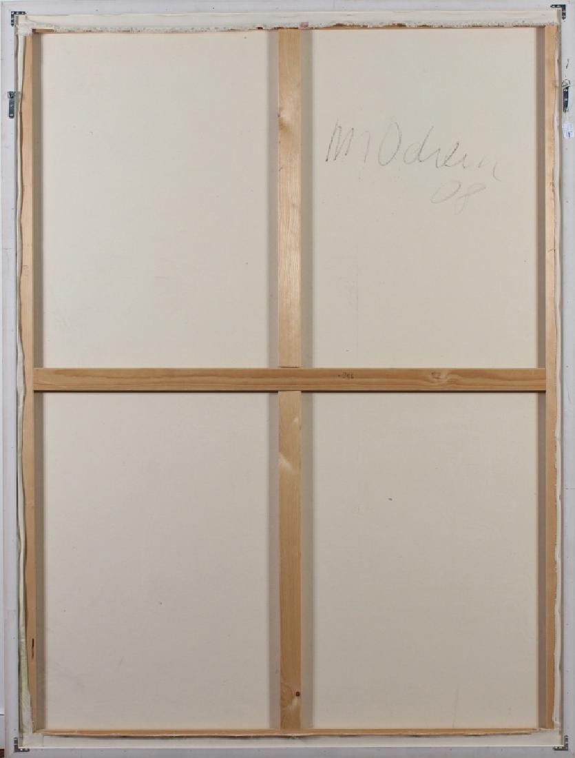 Markus Oehlen (b.1956) German 79x59 Surreal Painting - 9