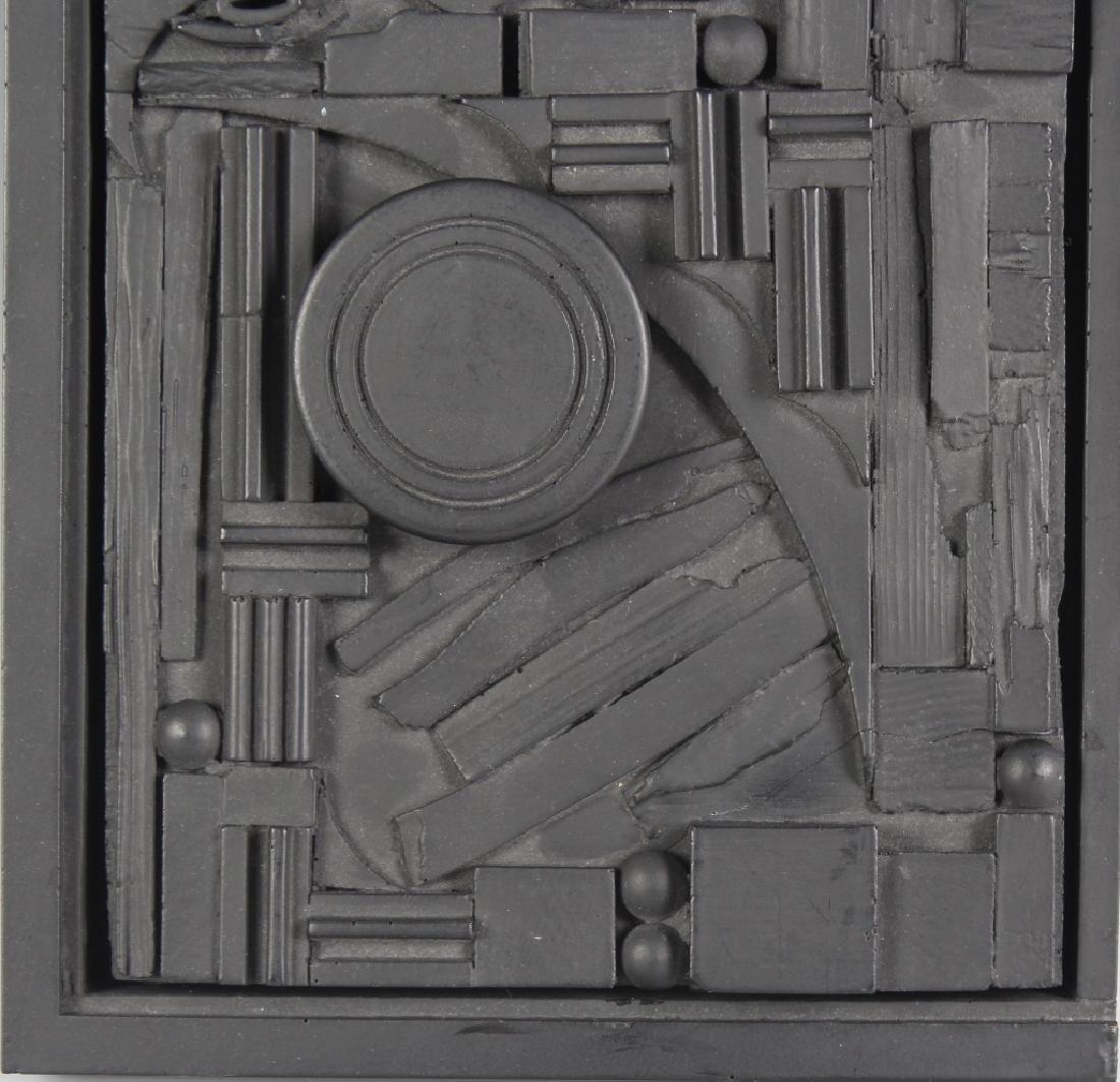 Louise Nevelson American CITY SUNSCAPE Art Sculpture - 4