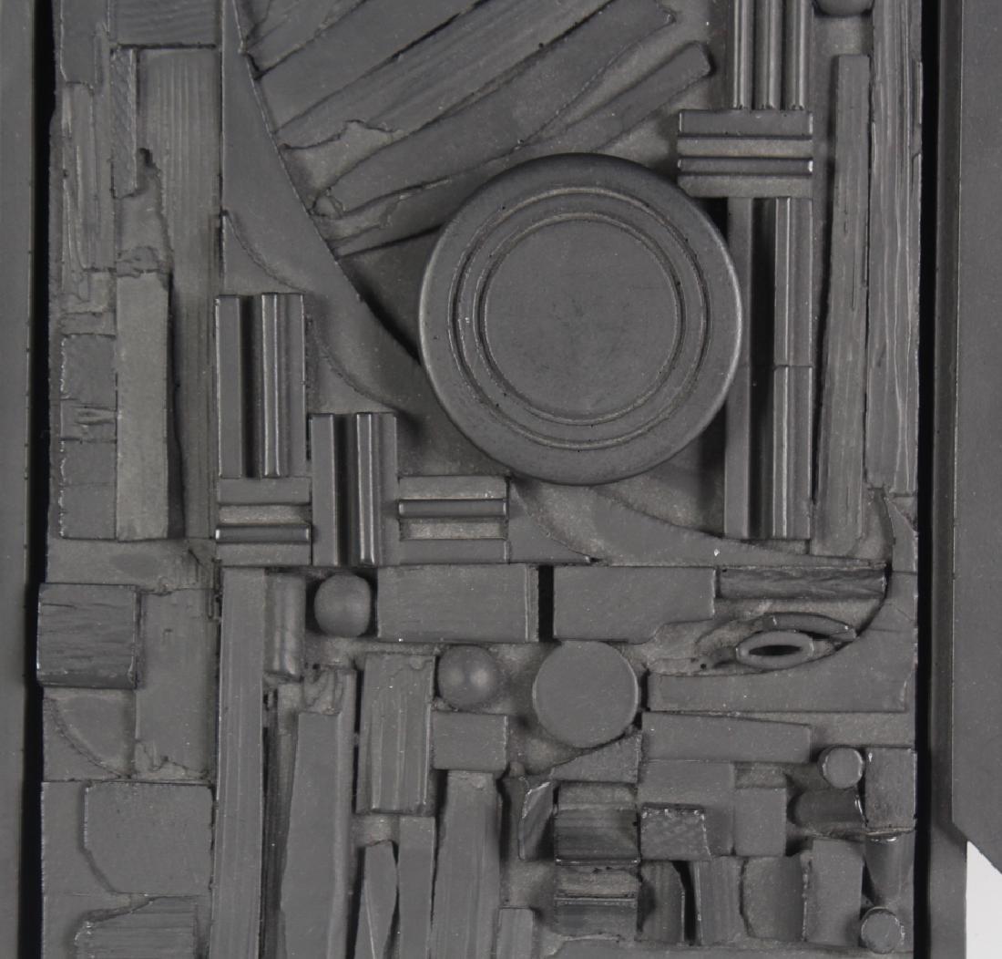 Louise Nevelson American CITY SUNSCAPE Art Sculpture - 6