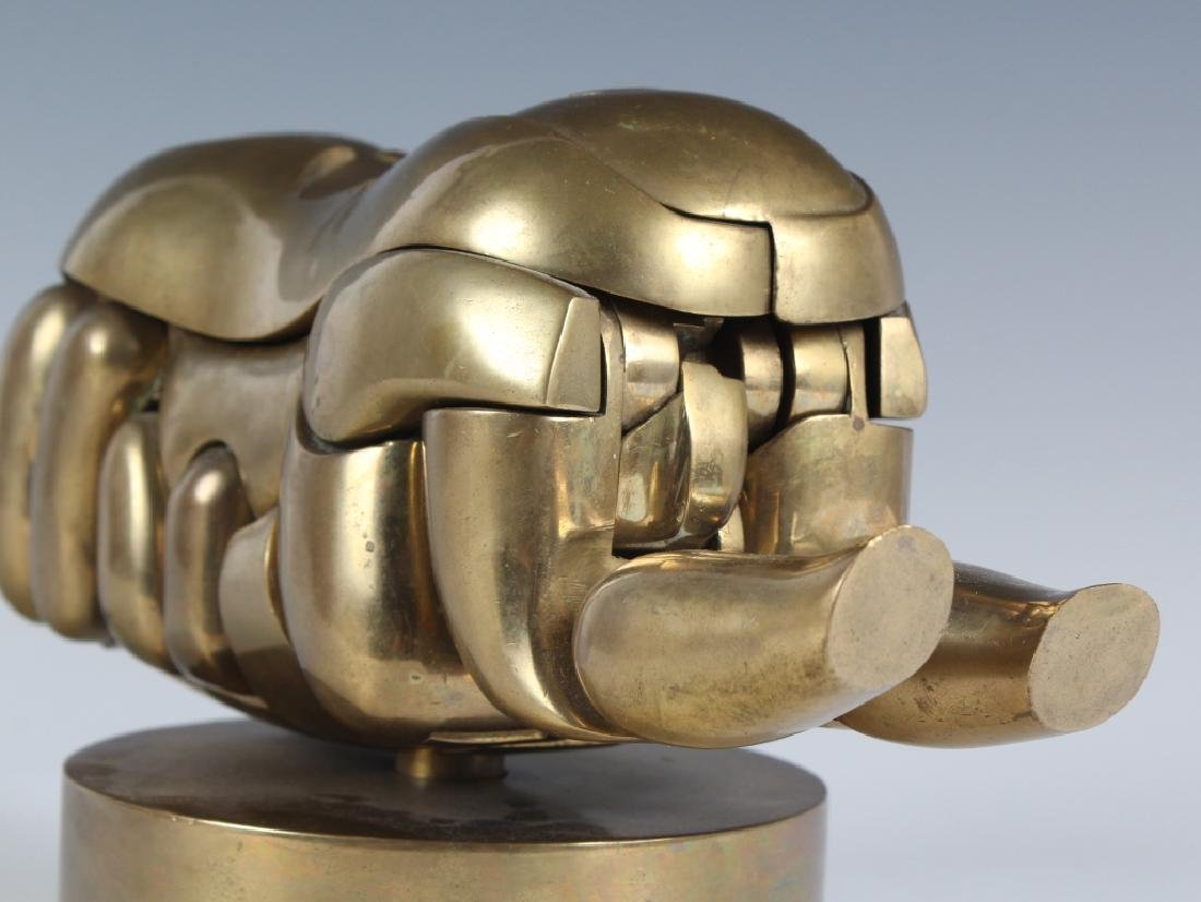 Miguel Berrocal Modern Romeo Juliet Art Sculpture - 5
