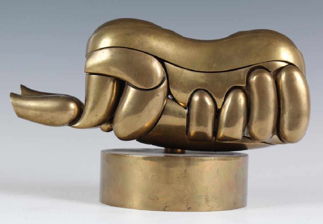Miguel Berrocal Modern Romeo Juliet Art Sculpture - 6