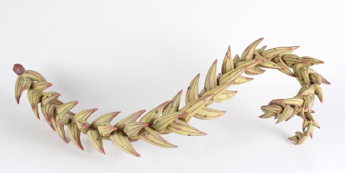 Michael Sherrill b.(1954) American Banana Art Sculpture