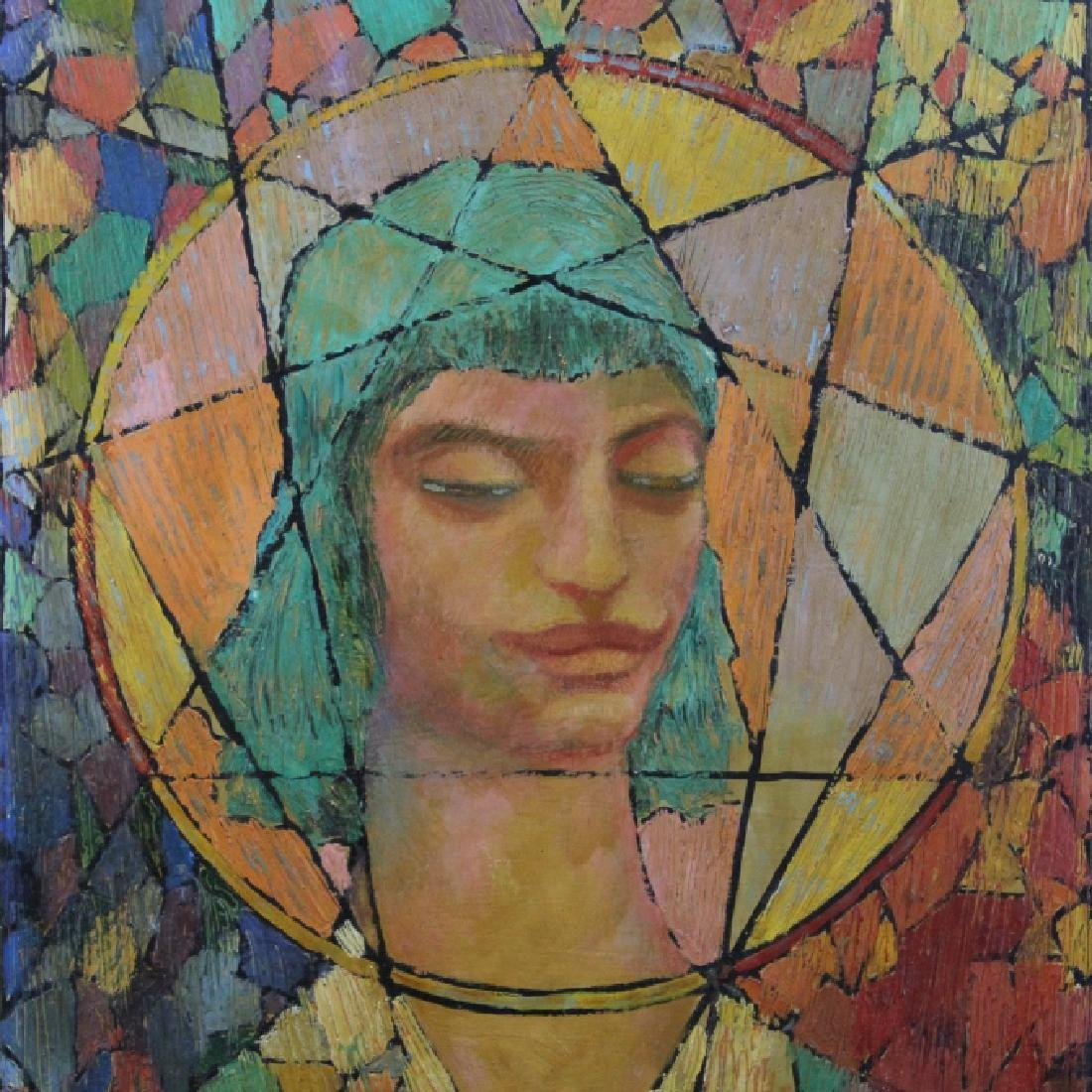 Henry Bozeman Jones (1889-1973) American Art Painting