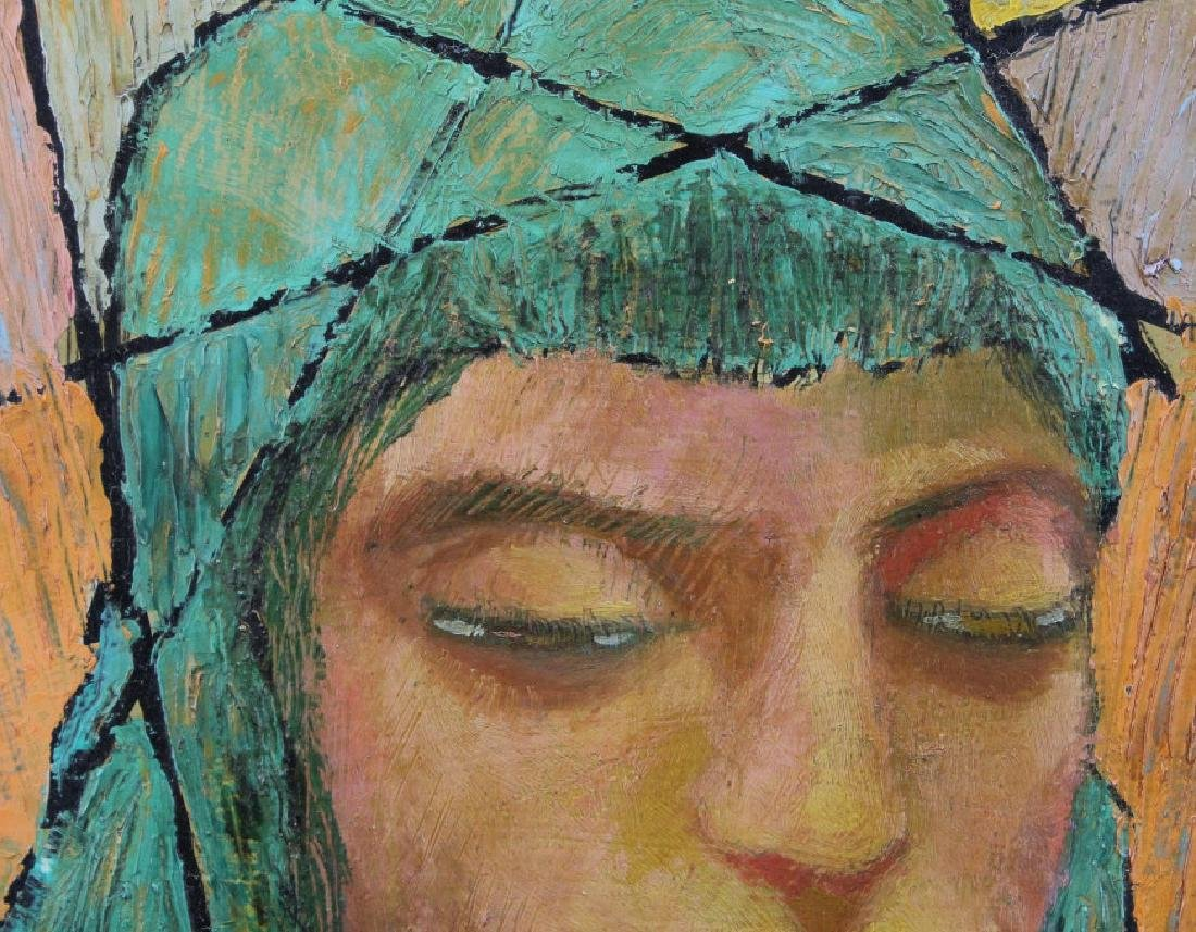 Henry Bozeman Jones (1889-1973) American Art Painting - 5