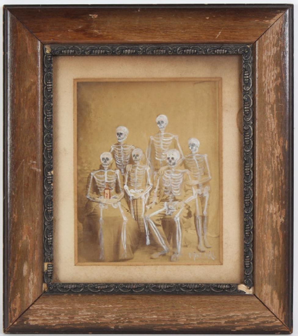 Michael Hill (b.1974) American Family Art Painting - 2
