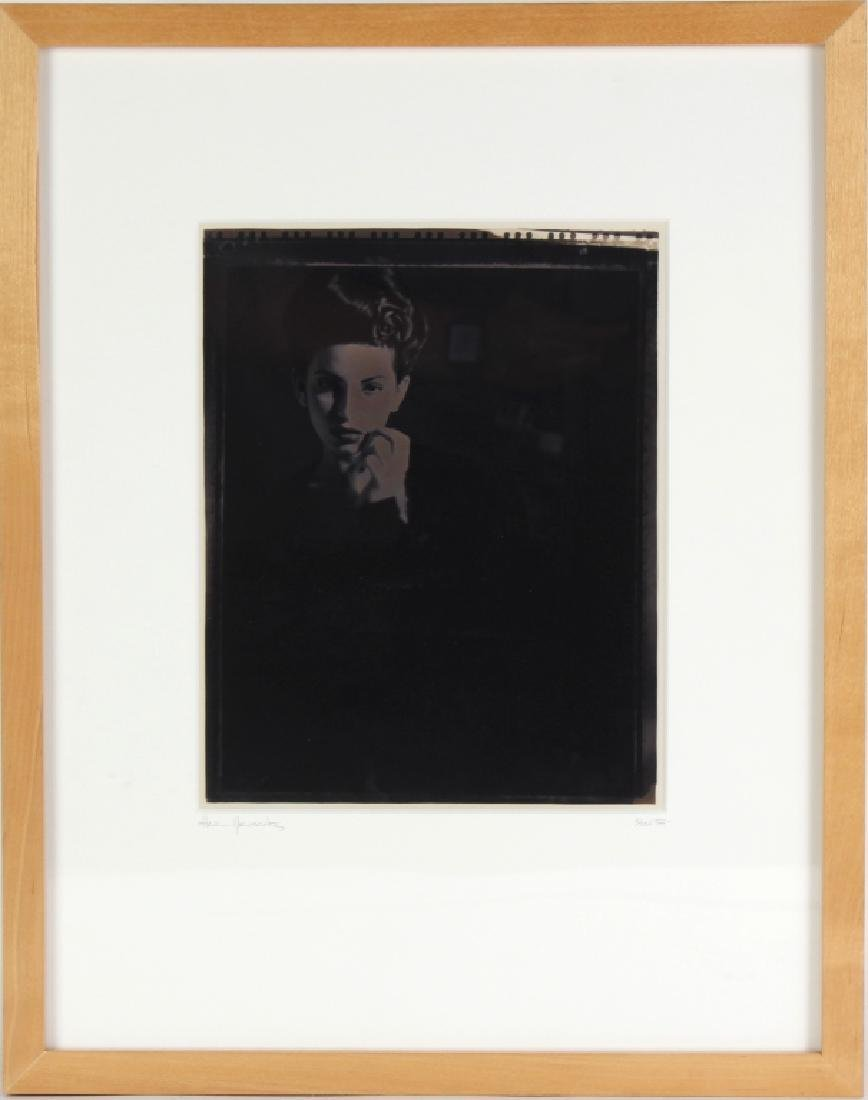 Chaz Meissner Silver Gelatin Art Photo Photograph