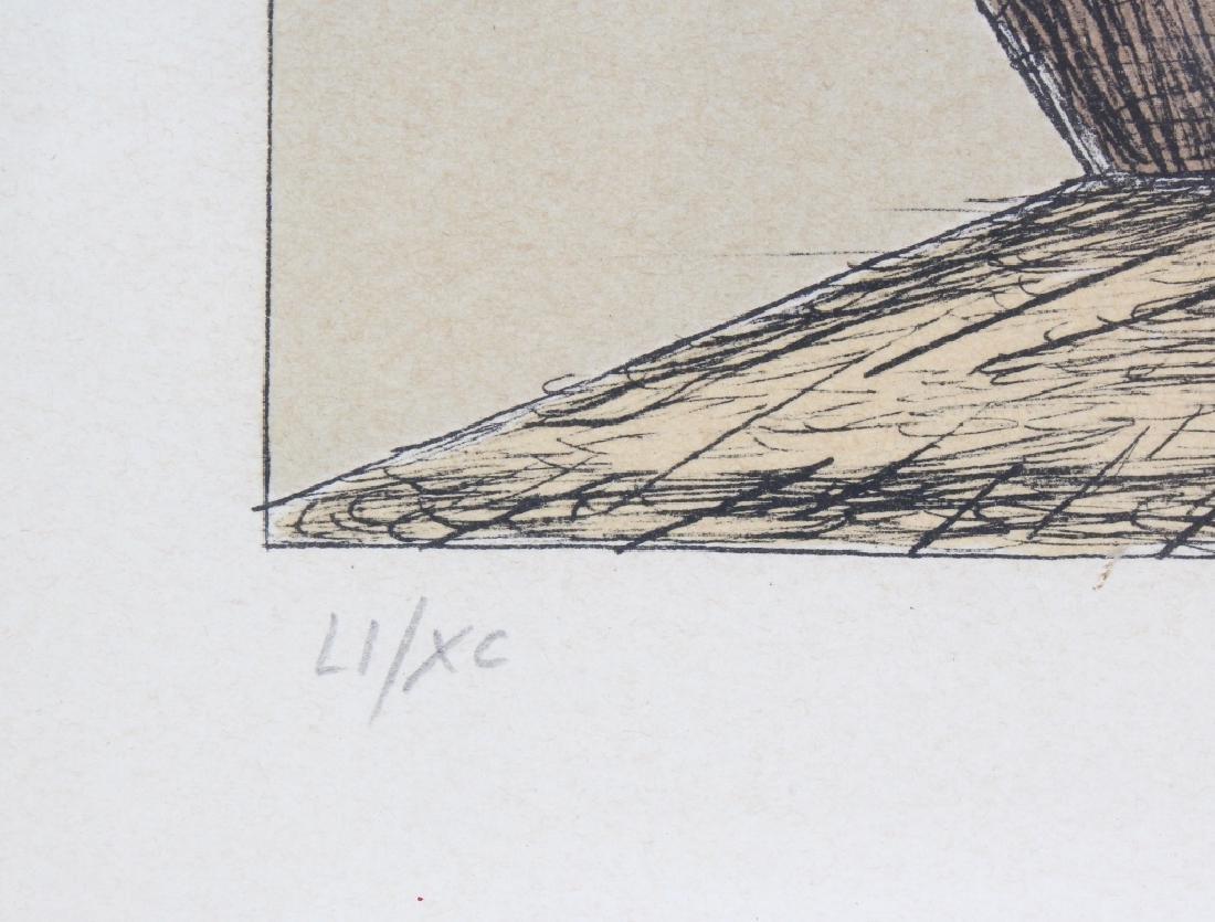 Salvador Dali L/E Surreal Litho Lithograph SIGNED - 4