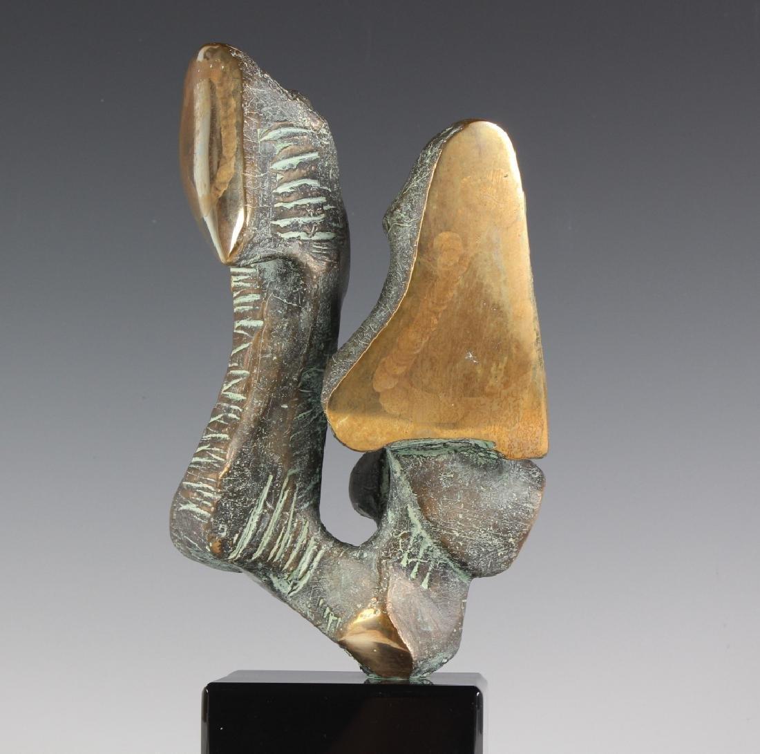 KAUFMAN American Modernist Brutalist Art Sculpture - 2