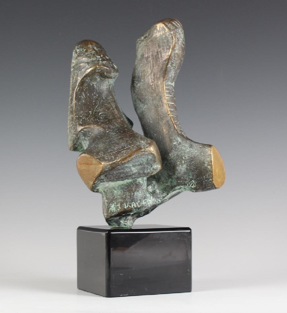 KAUFMAN American Modernist Brutalist Art Sculpture - 3