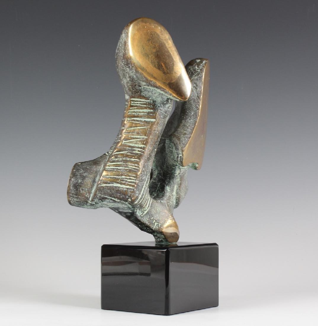 KAUFMAN American Modernist Brutalist Art Sculpture - 6