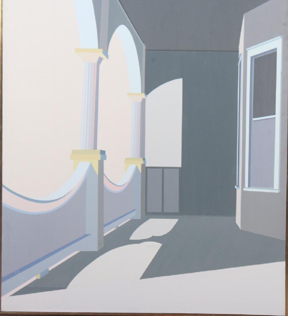 John Civitello b1939 American Mueller Art Oil Painting - 3