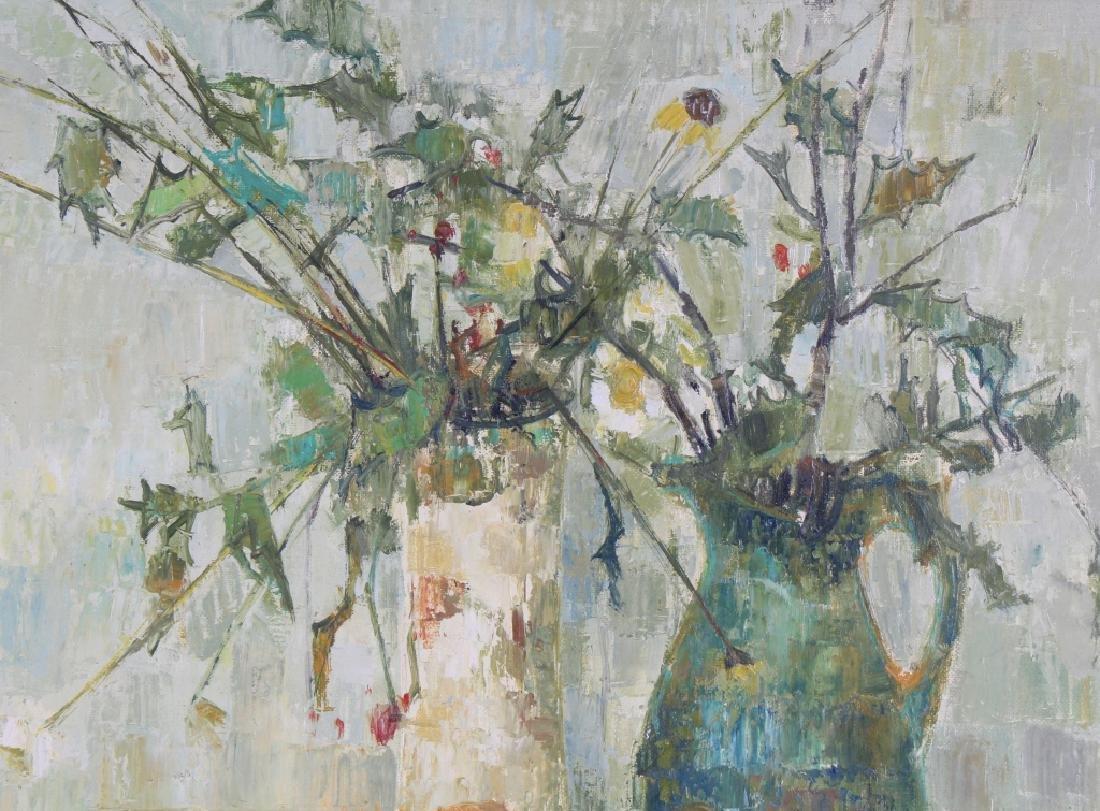 Gerard Passet 1936- French Still Life Oil Art Painting - 4