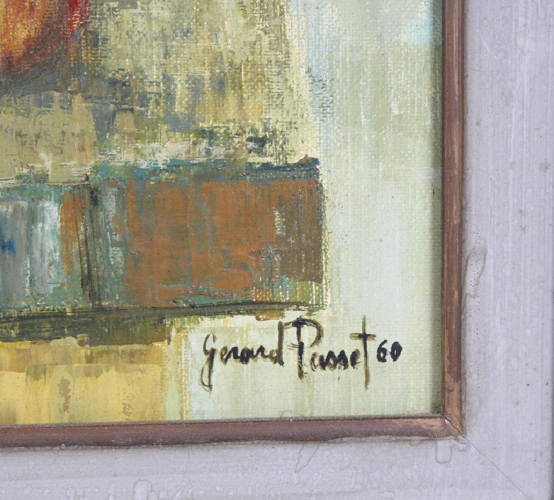 Gerard Passet 1936- French Still Life Oil Art Painting - 5