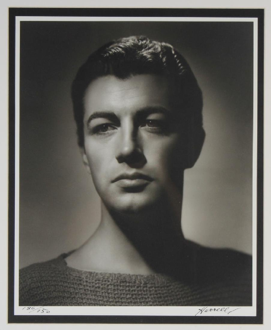 George Hurrell (1904-1992) American Portrait Art Photo