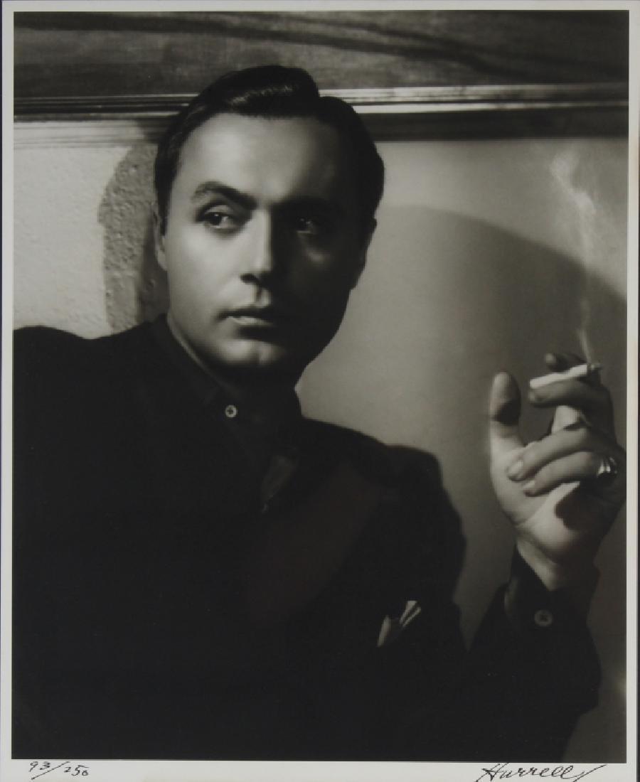 George Hurrell (1904-1992) American Portrait Art Photo - 2