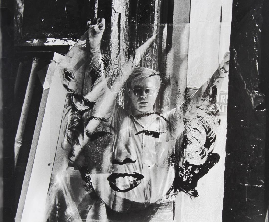 William Kennedy Andy Warhol & Marilyn Monroe Art Photo - 3