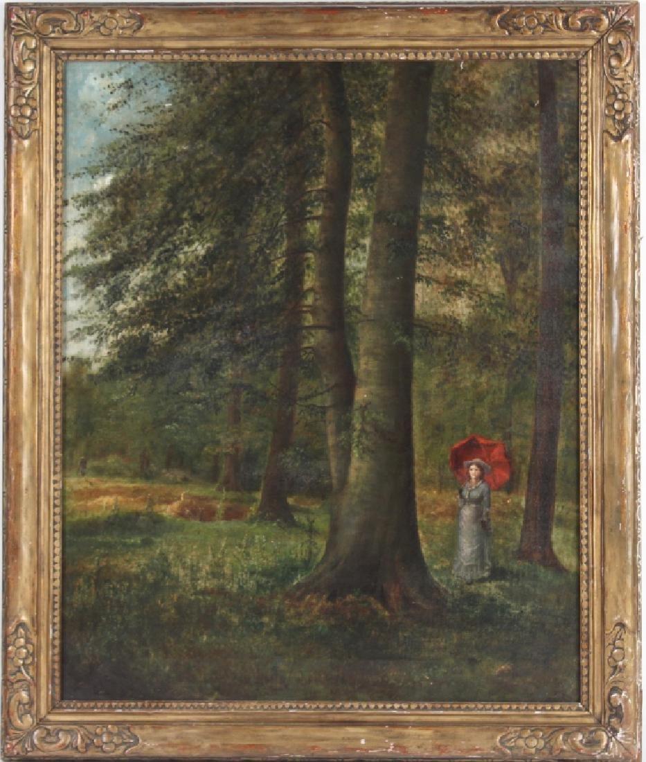 George Henry Smillie American Landscape Art Painting