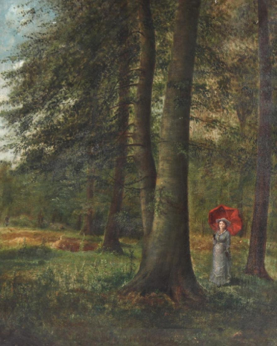 George Henry Smillie American Landscape Art Painting - 2