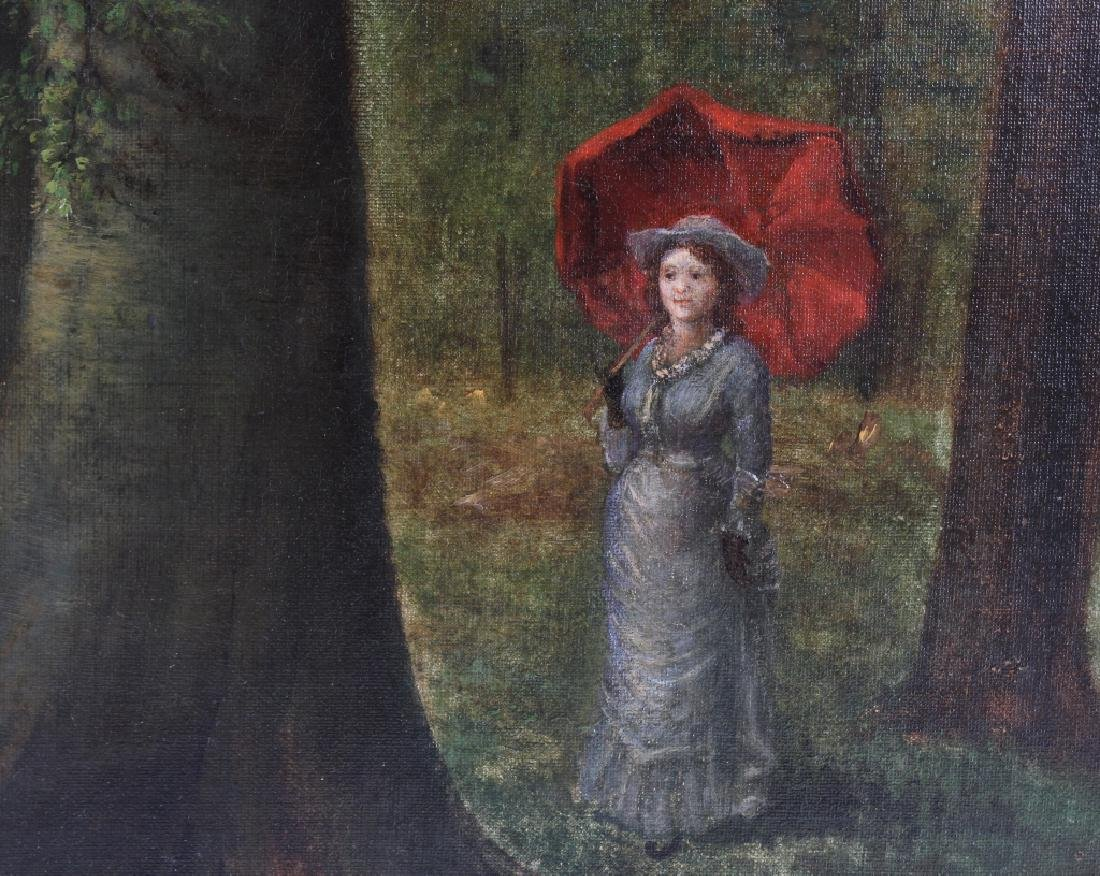 George Henry Smillie American Landscape Art Painting - 4