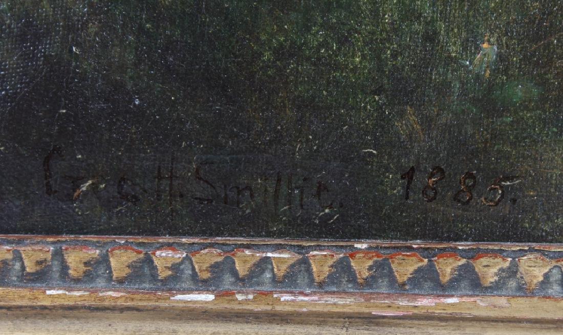 George Henry Smillie American Landscape Art Painting - 5