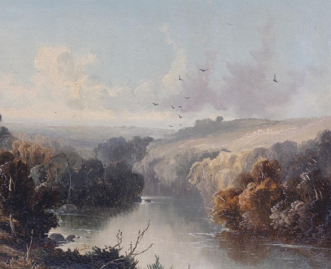 Tom Seymour (1844-1904) UK Landscape Art Oil Painting - 2