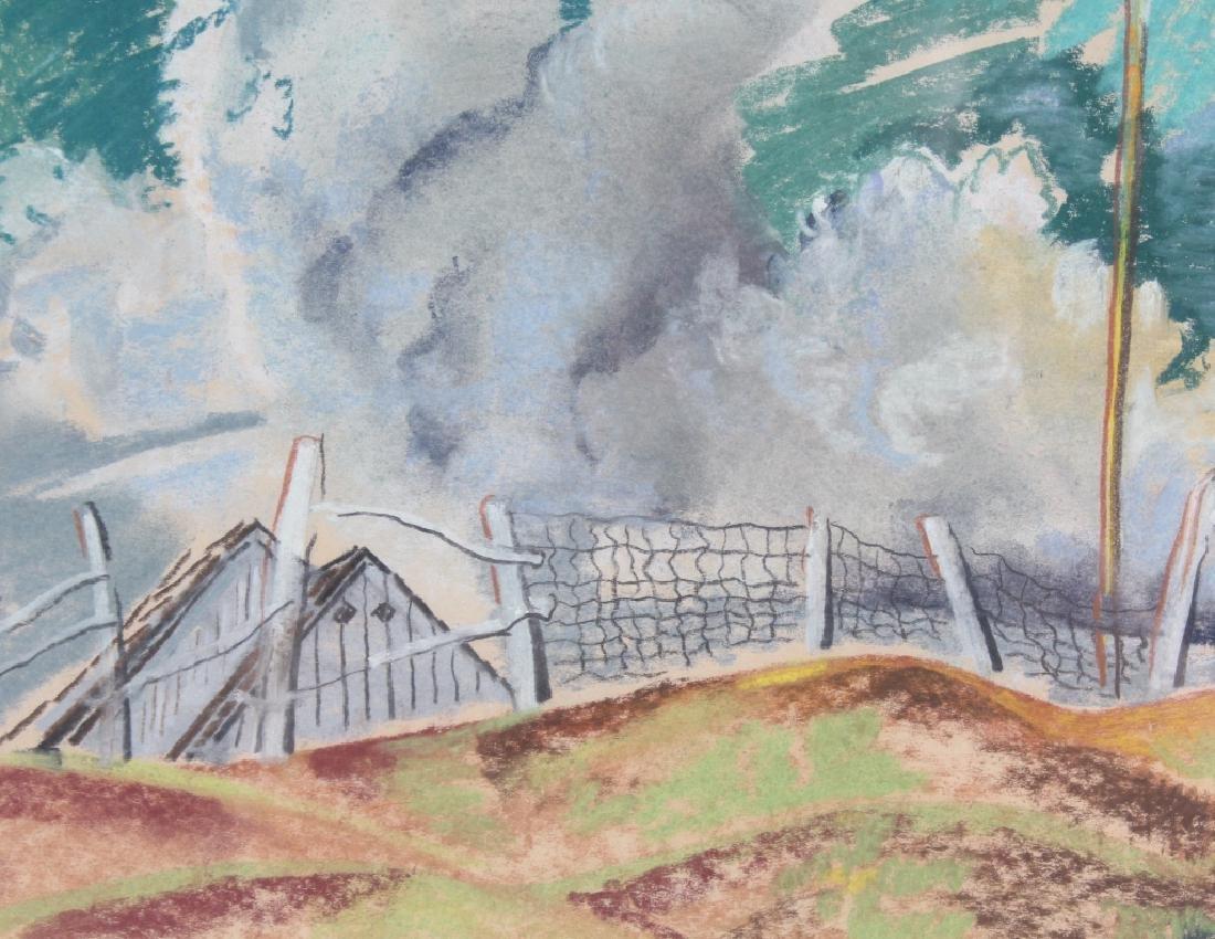 Will Stevens 1881-1949 American Landscape Art Painting - 3
