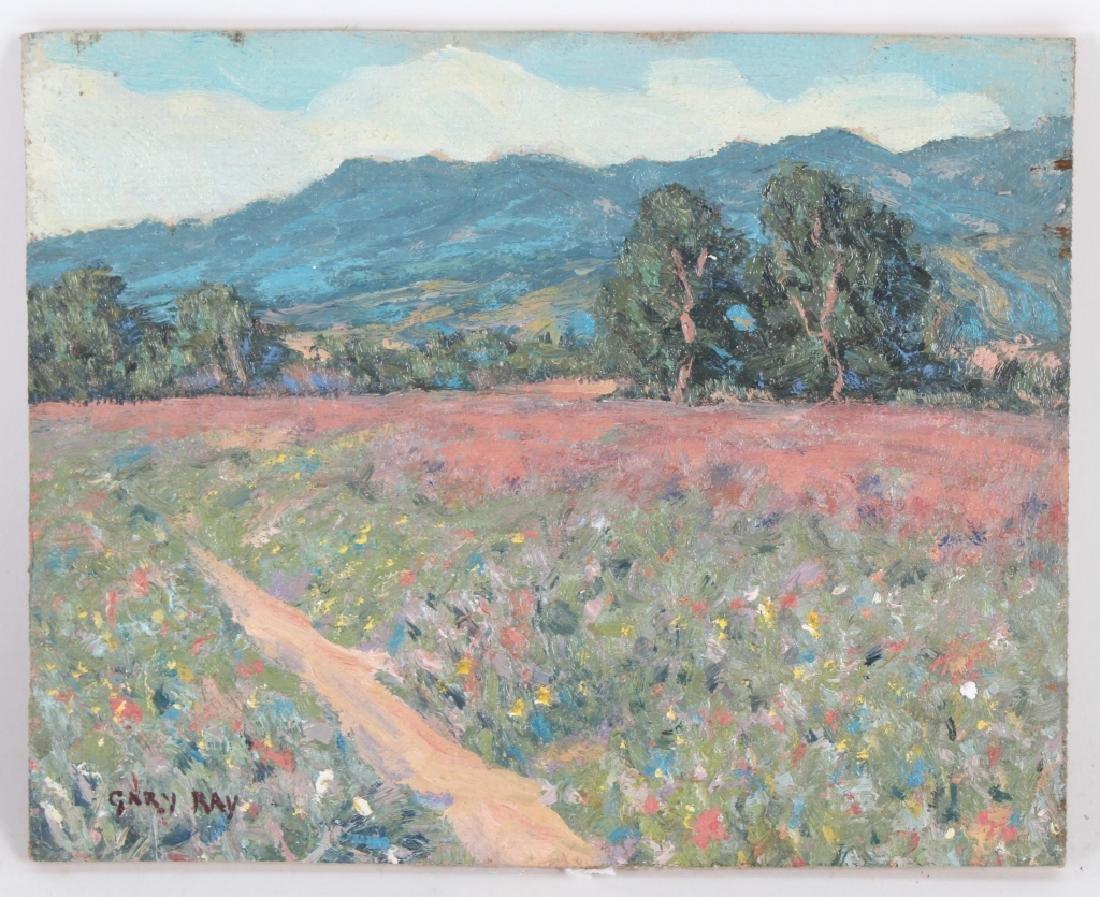 GARY RAY American Plein Air Art Landscape Oil Painting