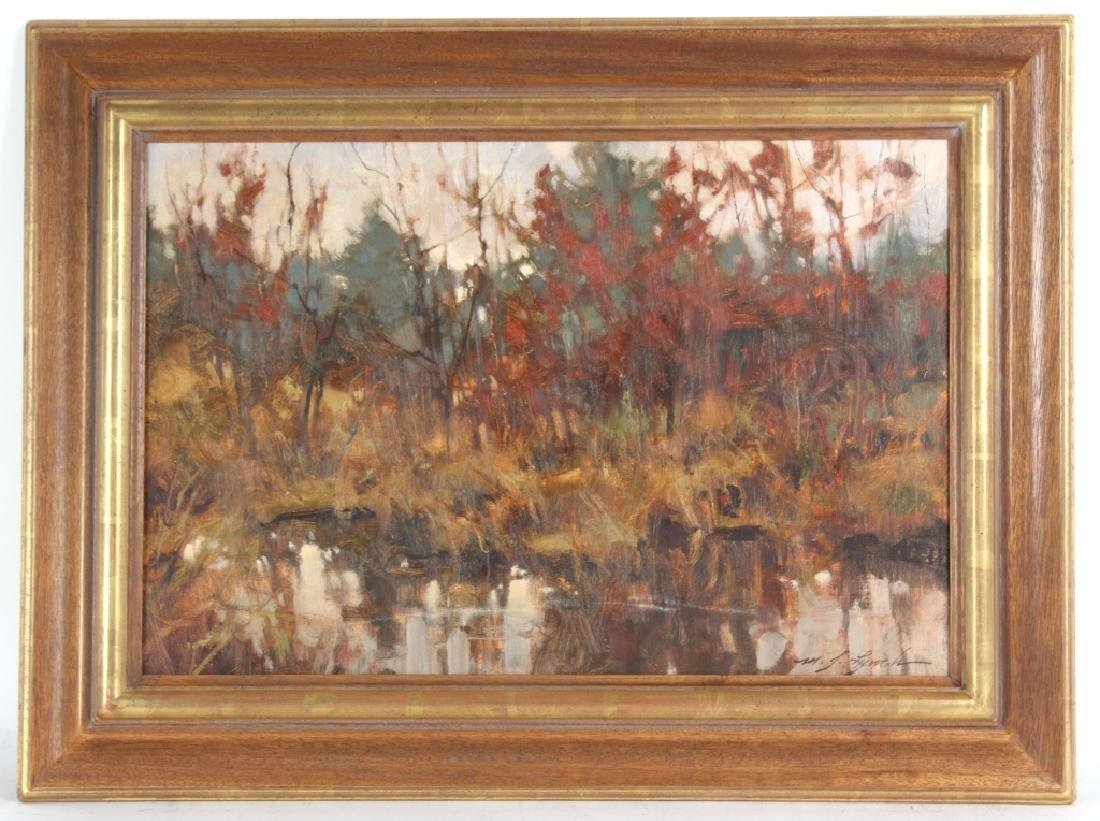 Michael Lynch (b.1950) American Landscape Art Painting