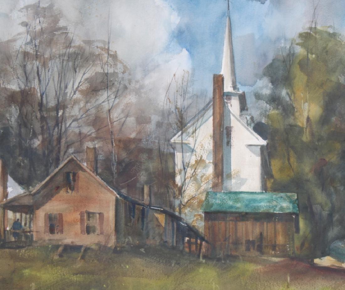Betty Schlemm b.1934 American Landscape Art Painting - 3