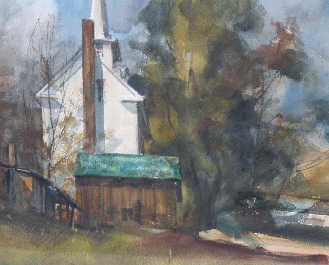 Betty Schlemm b.1934 American Landscape Art Painting - 4