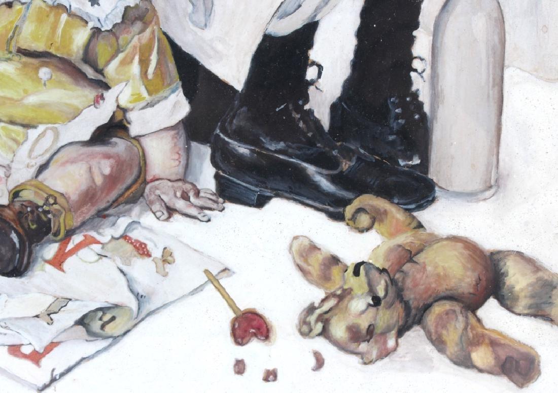 Bailey Koch American Norman Rockwell Art Painting - 5
