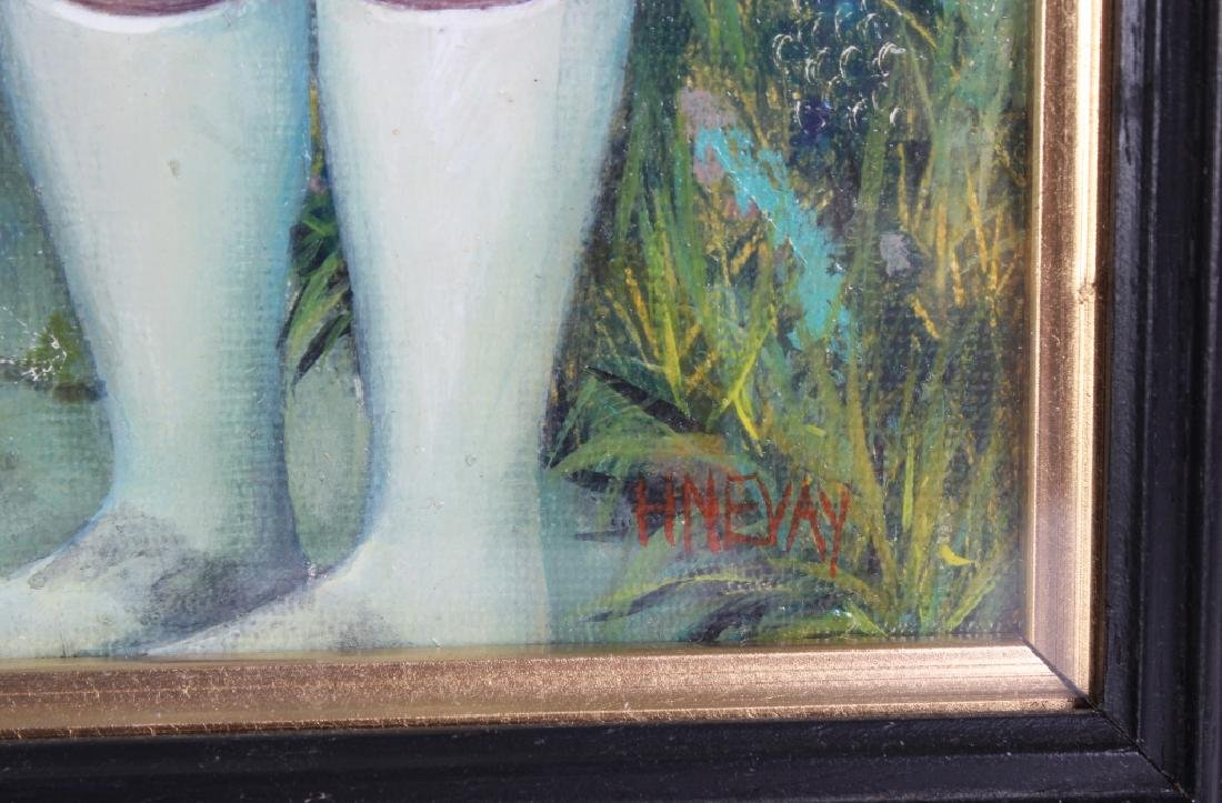 Heather Nevay Surrealist Art Oil Painting ORIGINAL - 5