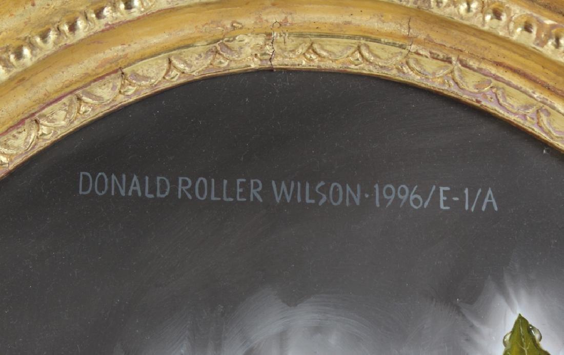 Donald Roller Wilson b.1938 American Art Ape Painting - 7
