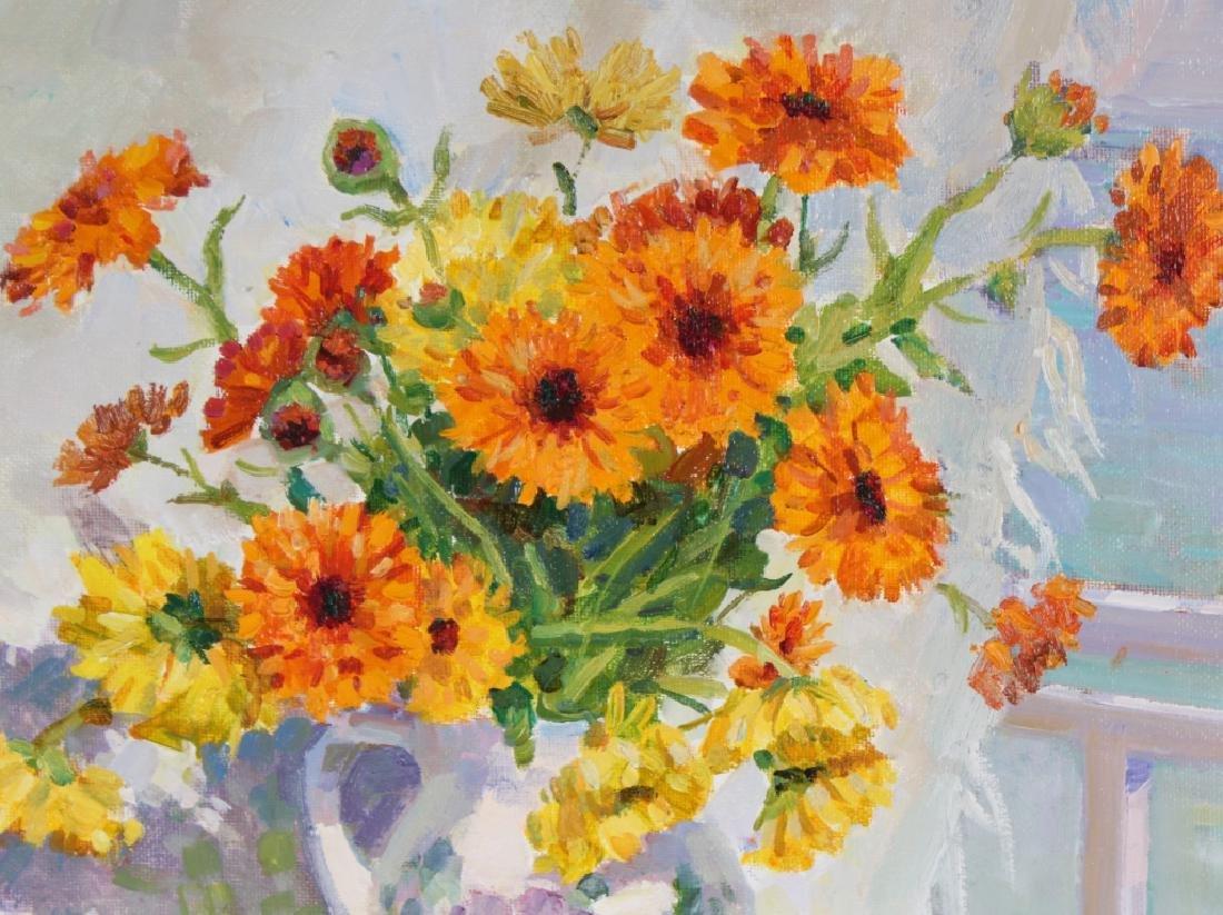 Vladimir Belsky b.1949 Russian Still Life Painting - 3