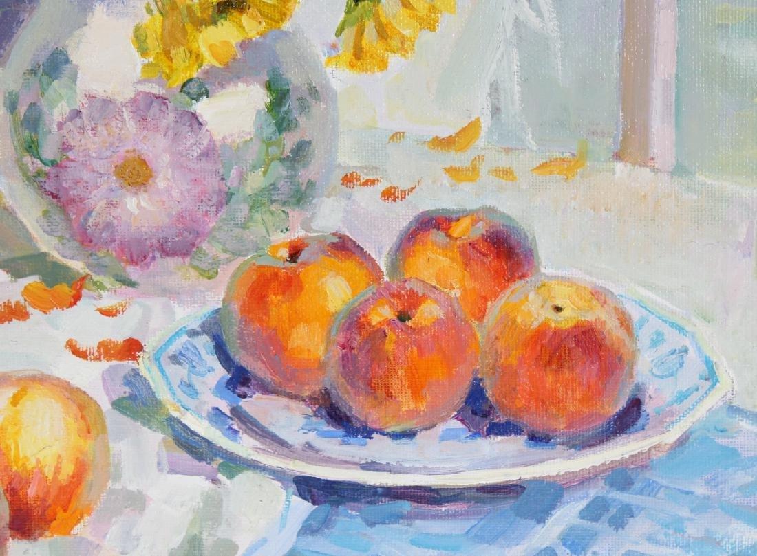 Vladimir Belsky b.1949 Russian Still Life Painting - 5