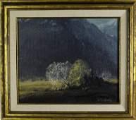 Wilson Hurley American Landscape Art Oil Painting