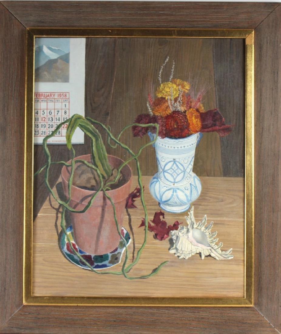 Hans Weingaertner American Still Life Oil Painting