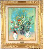 Andre Vignoles French Still Life Painting Findlay